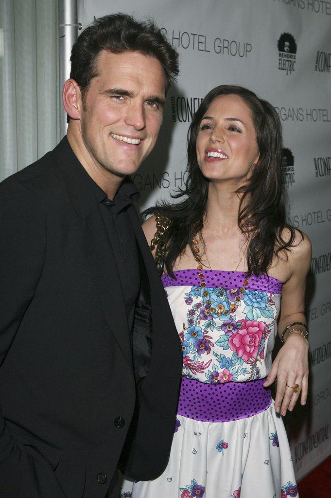 Eliza Dushku had an affair with Matt Dillon in 2006