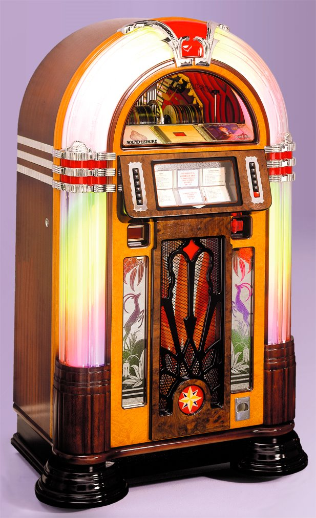 wurlitzer jukebox sale