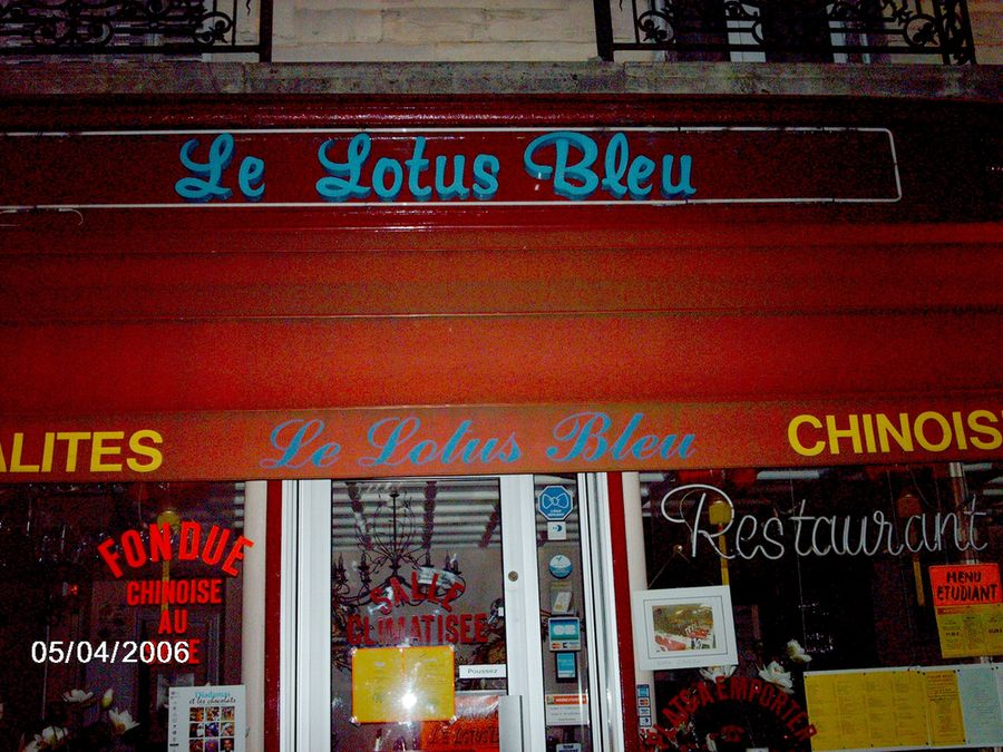 Bon Restaurant Lyon Charbonniere