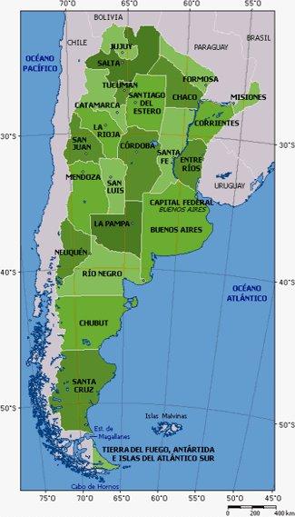 Argentina Viajes Un Viaje Por Argentina Y Sus Provincias