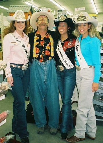 Miss Rodeo Nebraska 2006 July 2006