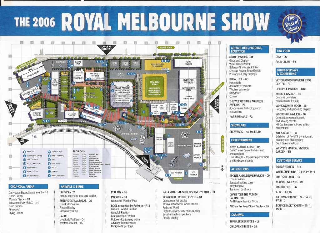 royal melbourne show tickets - photo #18