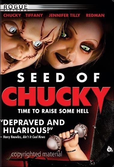 Cultura freak: El hijo de Chucky (Seed of chucky)