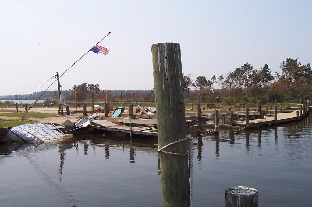 Island Time Online Discovery Bay Marina Wiped Out