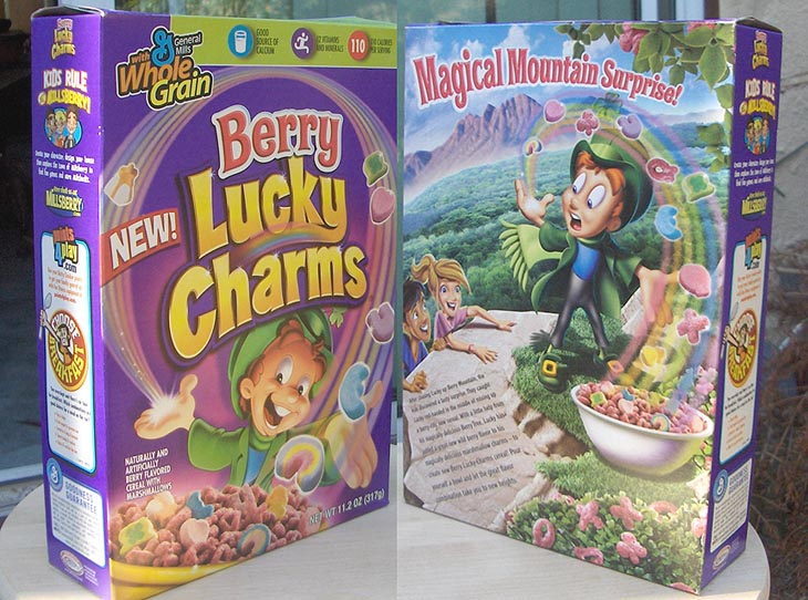 Berry Lucky Charms