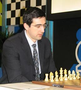 GM Vladimir Kramnik photo