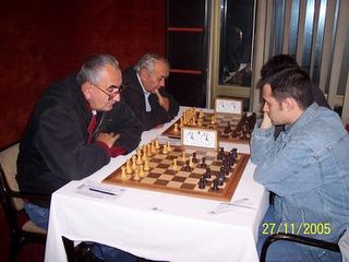GM Abramovic-IM Jakovljevic