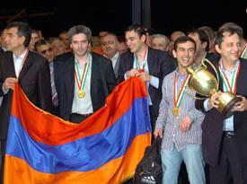 Armenian Chess Team