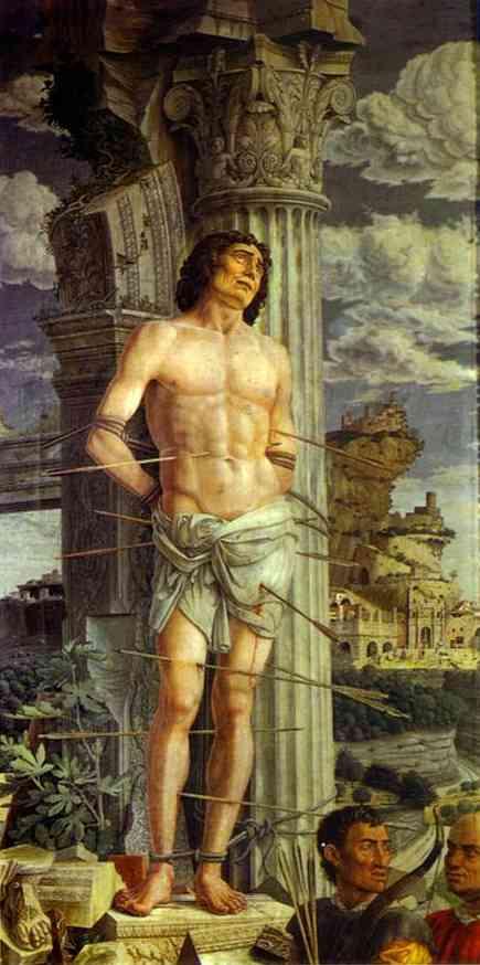 Smith's Blue Blog: The Various Deaths of St. Sebastian