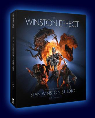 stan winston book - 328×405