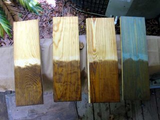 Tung Oil And Stain On Southern Yellow Pine Woodswell Blog