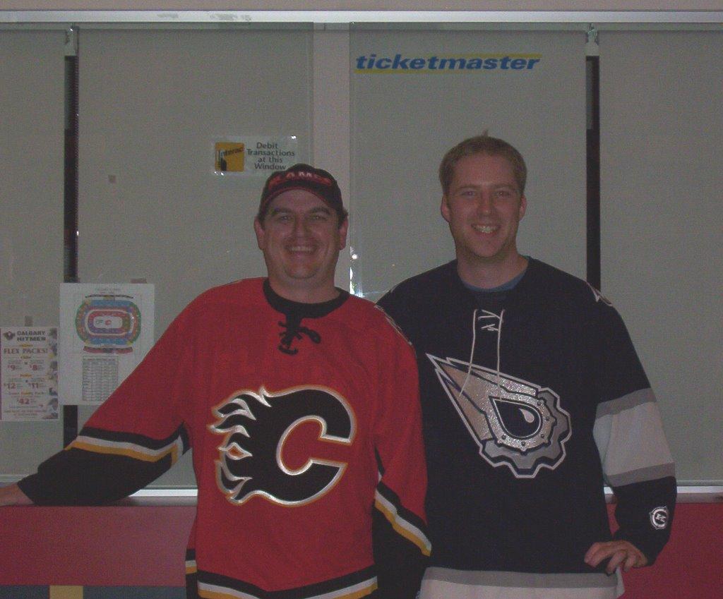 0979dbb277c7 The Battle of Alberta: Flames Game Night