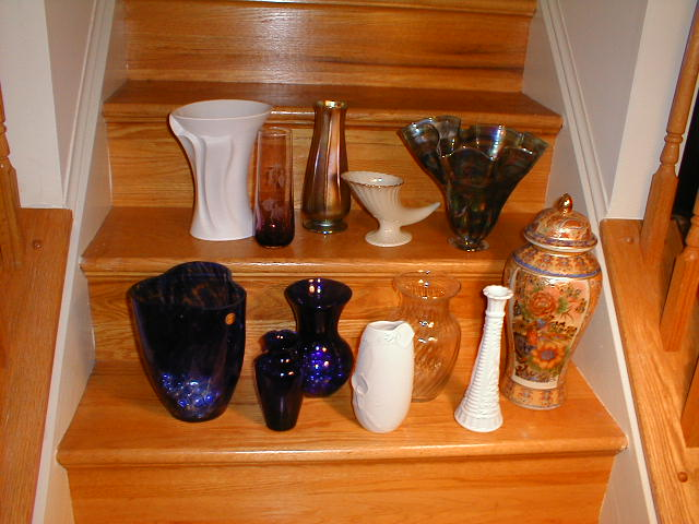 Patsbuys Lots Of Vases Kaiser Caithness Lenox Mikasa 75 00 For All
