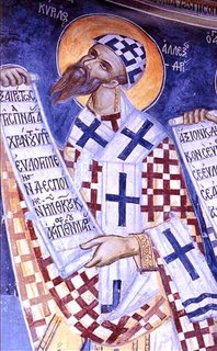 Cyril of Alexandria