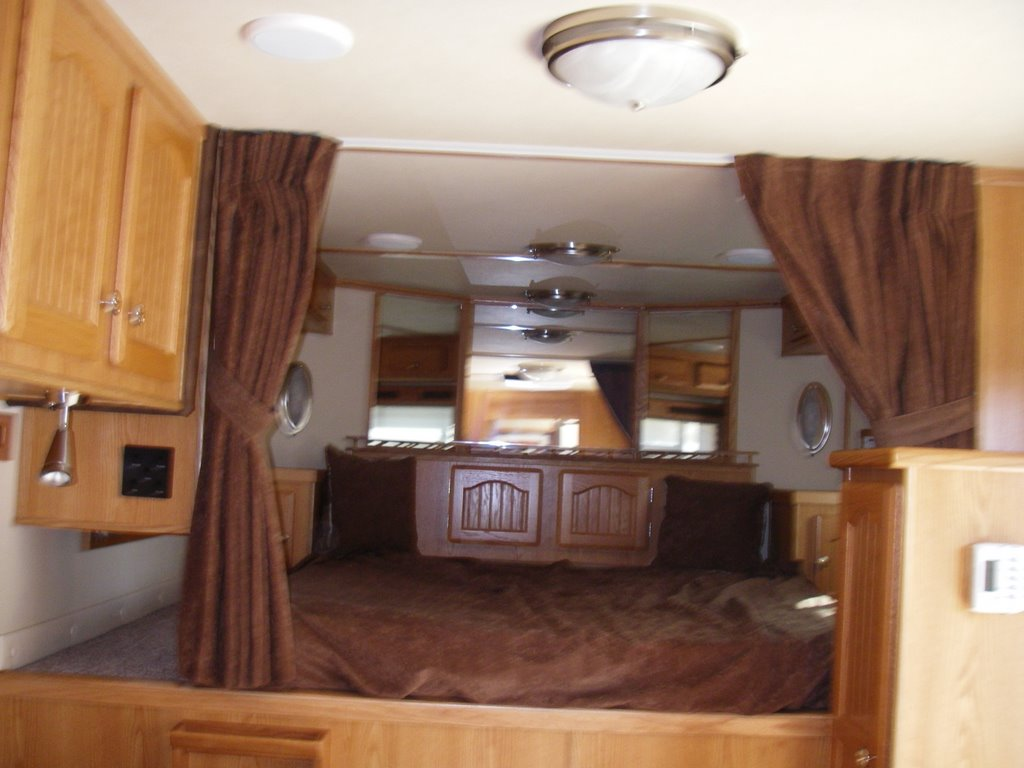 I Sold My 3 Horse Trailer With A Dressing Room And My 5th Wheel Travel  Trailer And Bought This 4 Horse Trailer With Living Quarters.