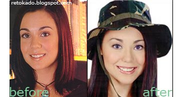 Retoke of the Week: Nancy Castiglione - Filipino Celebrity Plastic
