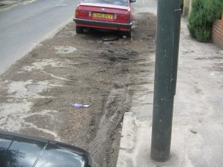 Croydon Council Stuck In The Mud