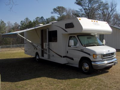 RV Education 101: For Sale: 2003 Trail Lite 28QS Class C