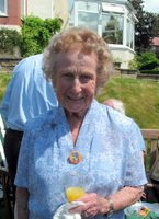 Janet Gillies 90 Years Young