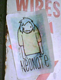 Sticker by 'neonate'
