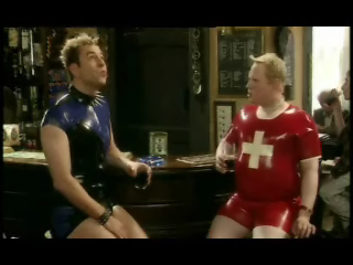 little britain only gay in the village