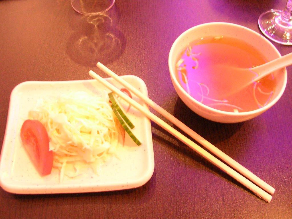 Restaurant Japonais Angers Rue Des  Haies