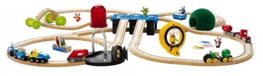 trains jouets brio network est arriv. Black Bedroom Furniture Sets. Home Design Ideas