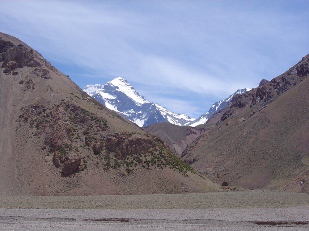All Things Aconcagua: About Aconcagua