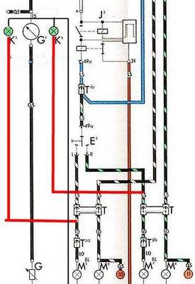 karmann ghia turn signal wiring diagram harley turn signal wiring diagram 2014