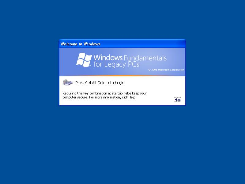 Windows fundamentals for legacy pcs wikiwand.