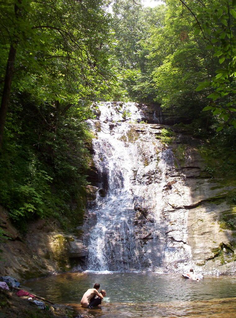Northeast Tennessee Waterfalls: Elrod Falls