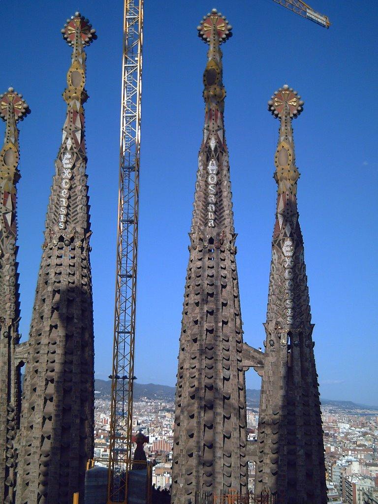 Sagrada Familia 'n' Spires