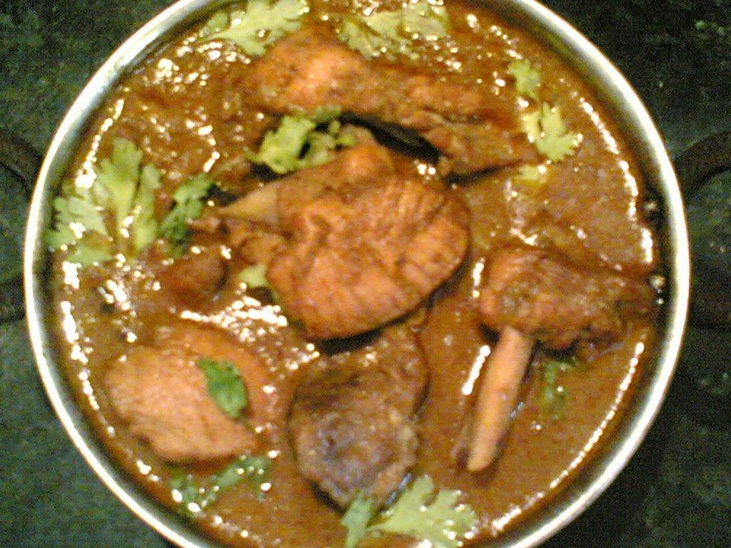 Sailu S Kitchen Chicken Curry