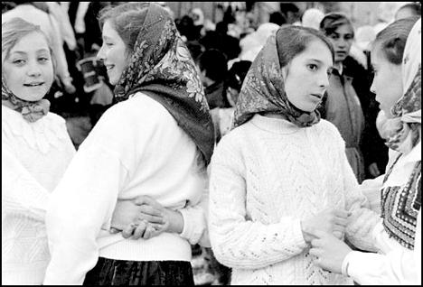 Muslim girl Bulgarian