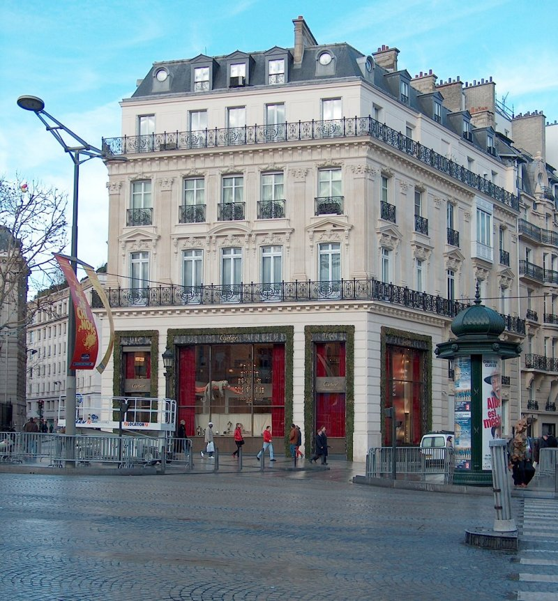 Paris Cartier Nude Photos 54