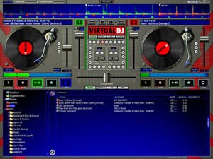 virtual dj 4.1