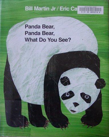 books for tots: Panda Bear, Panda Bear, What Do You See ... - photo#16