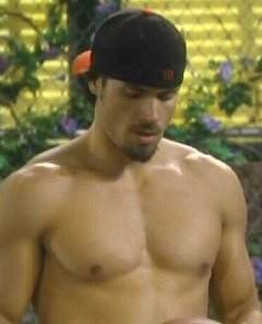 Gary Green When Soap Hunk Joshua Morrow Got Shirtless