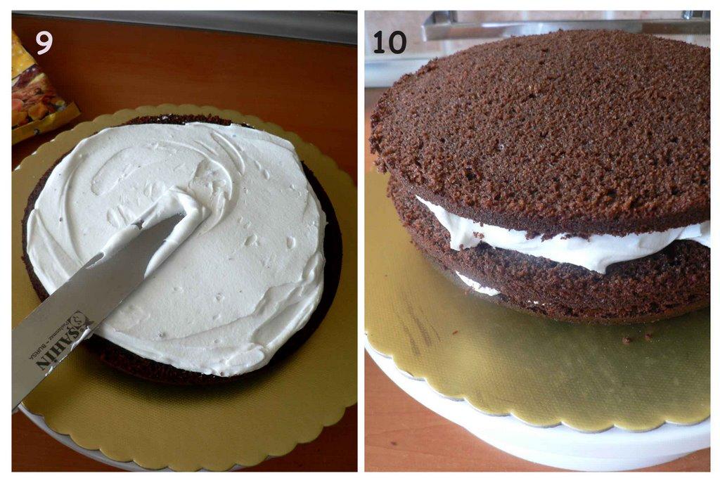 yemek: pandispanya yaş pasta kreması [21]
