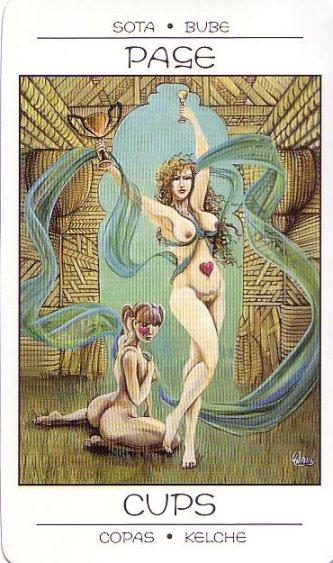 Tarot Erotica Deck by Lori Walls r/tarot - reddit