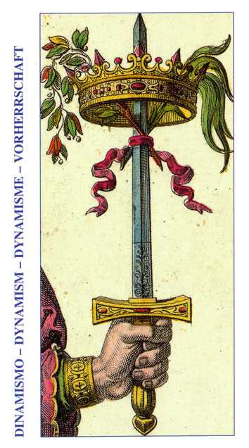 Seeds of Change: The Aces (Part I: The Ace of Swords)