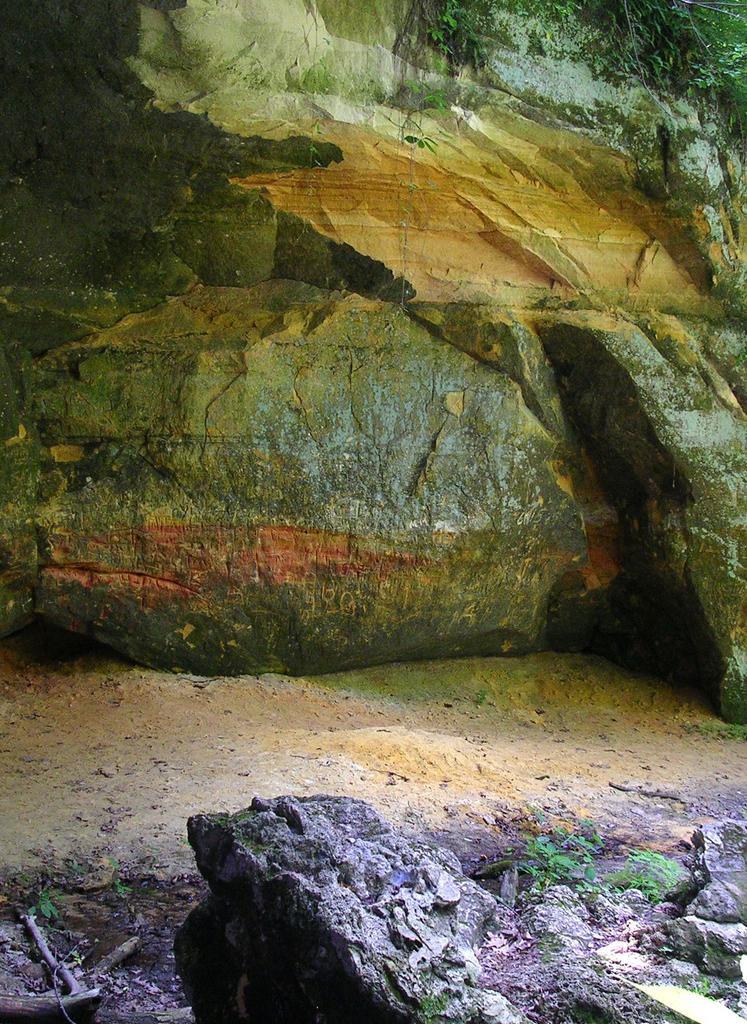 Kelli Nina Perkins: Sandstone Cave