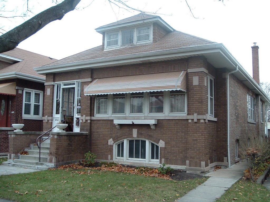 Chicago Bungalow Rehab For Sale In 60634: The Chicago Real Estate Local: Chicago Bungalow Rehab 5