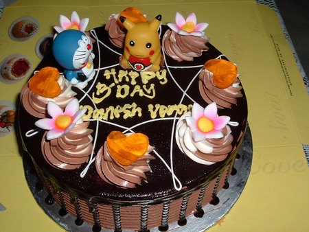 Garfield Cake Decorations