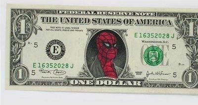 I Guess We'll Just Have To Adjust: Dollar Bill Doodles