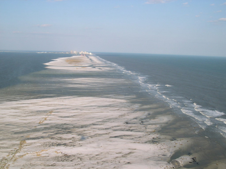 A Road To Fort Pickens