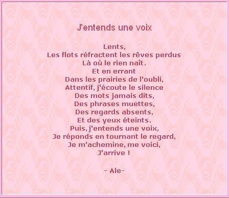 La Poesie La Plus Adorable Du Monde Poéme D Amour