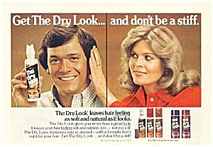 The Cultural Implications Of Wet Vs Dry Hair Would Continue Through Decade Into Early 1980s Granted Look Wasn T For Everybody
