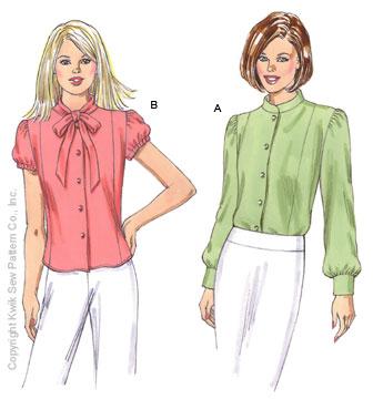Mccalls And Kwik Sew Fall Patterns Gorgeous Fabrics Blog