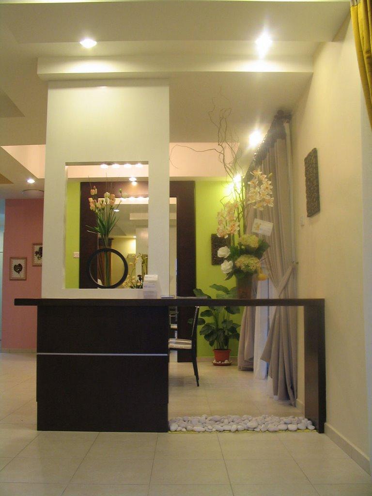 Interior Design Project Taman Cheng Baru Sample House